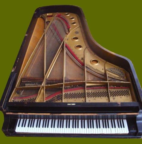 Photo of Hume Concert Grand