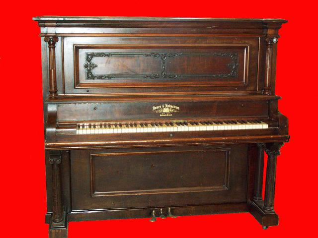 Photo of James & Holmstrom Transposing Upright
