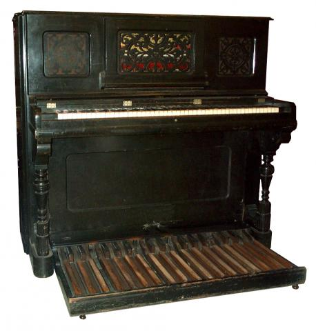Photo of Henry F. Miller Pedal Piano